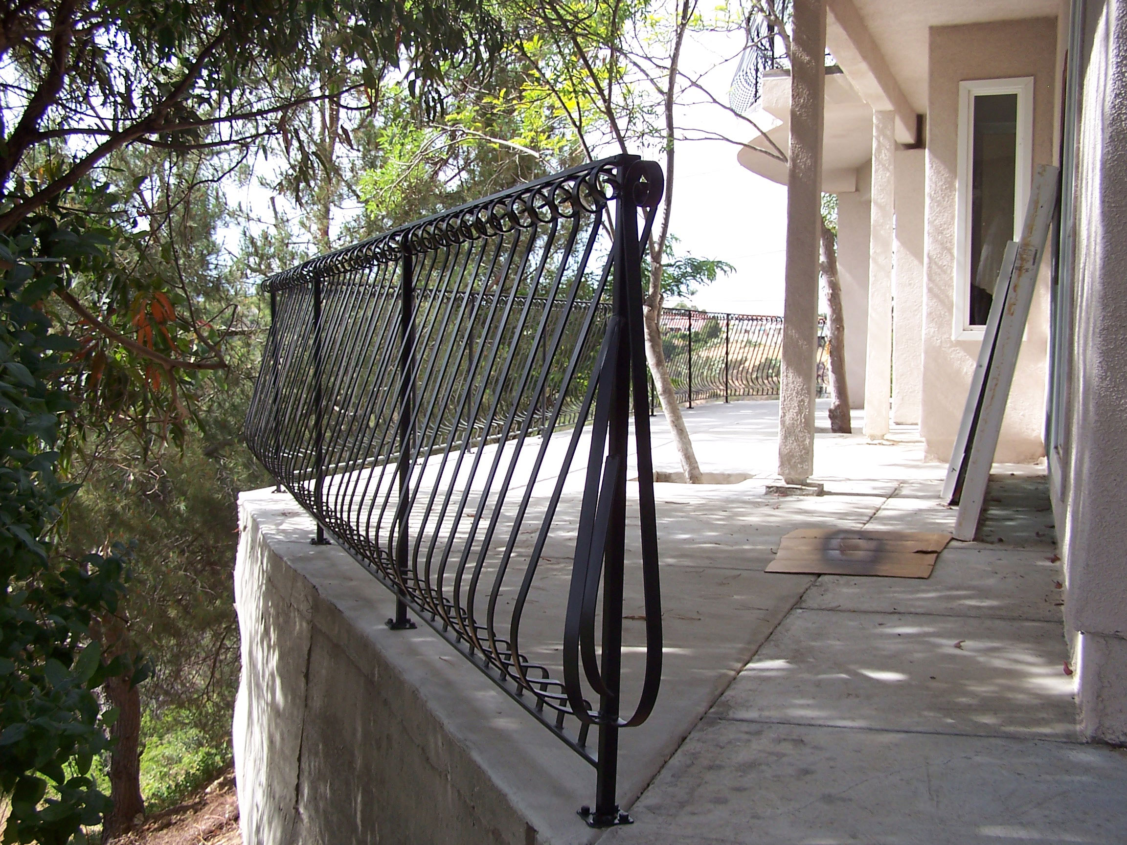 Decorative Iron 171 Welcome To Awning Solutions
